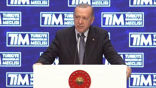 Cumhurbaşkanı Erdoğan: Hedef 17 uzak ülkeye 81.5 milyar dolar ihracat