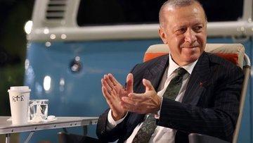 Erdoğan: Kripto paralara karşı ayrı bir savaşımız var