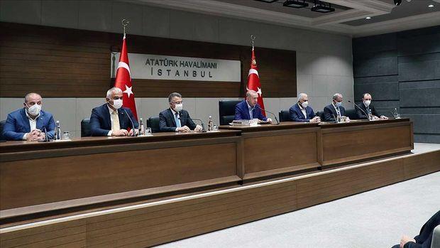 Cumhurbaşkanı Erdoğan'dan ABD ziyareti öncesi açıklamalar