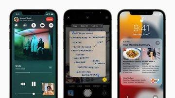 Apple'ın İOS 15 güncellemesi kullanıcılarla buluşuyor