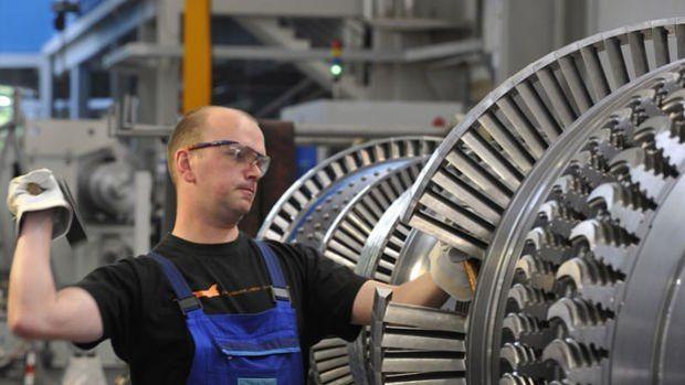 Sanayiciler Almanya için büyüme tahminini düşürdü