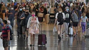 ABD, İngiltere ve AB için seyahat kısıtlamalarını gevşeti...