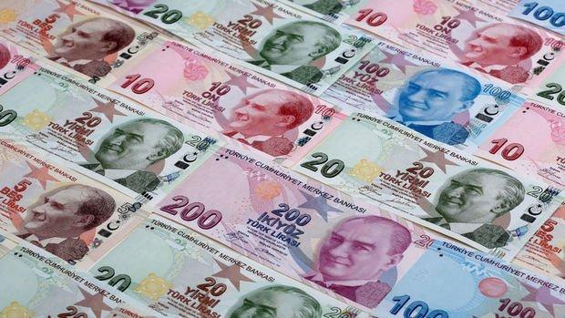 Merkezi yönetim brüt borç stoku 2,04 trilyon TL oldu