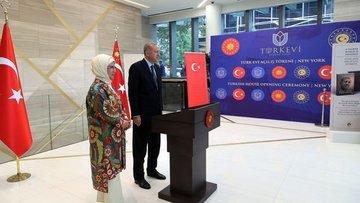 Erdoğan'dan Yeni Türkevi açıklaması