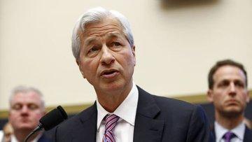 JP Morgan CEO'sundan Fed için 'sert aksiyon' uyarısı