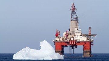 Kuzey Kutbu'nda petrol arama çalışmaları iklim endişeleri...
