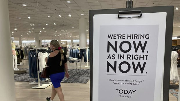 ABD'de işsizlik maaşı başvuruları 2. haftada da yükseldi