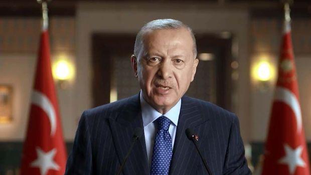 Erdoğan: Yeterli ve güvenilir gıdaya erişim herkesin hakkıdır