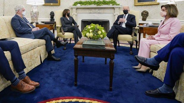 Biden'ın ekonomi paketi için kritik 'çerçeve'