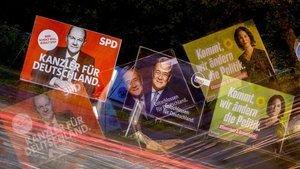 Almanya seçimlerinde kim, kimdir?