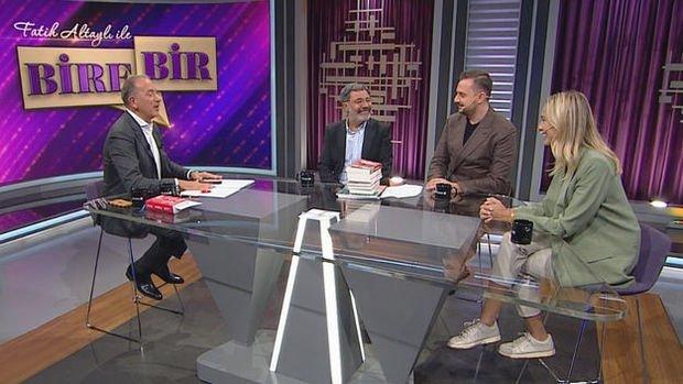 Haluk Levent, Fatih Altaylı'ya konuk oldu: Gidiyorum ama döneceğim