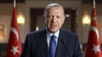 """Erdoğan'dan BM'ye """"yenilenebilir enerji"""" mesajı"""