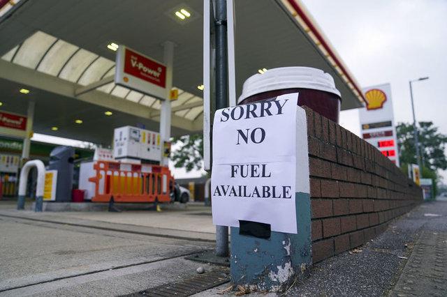 İngiltere'de tedarik sorunları büyüyor
