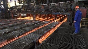 Çin'de 80'den fazla çelik fabrikası Eylül'de üretimlerini...
