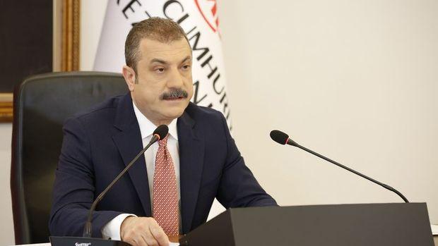 TCMB/Kavcıoğlu: Türkiye gıda fiyatlarının en çok arttığı ülkeler arasında