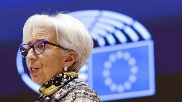 Lagarde'dan enflasyona 'aşırı tepki vermeme' uyarısı