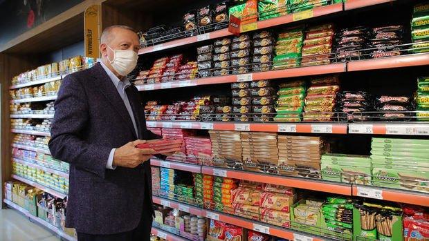 Erdoğan: 1000 yeni market açılacak