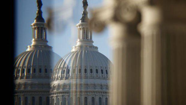 ABD'de temerrüt krizine Senato'dan çözüm geldi