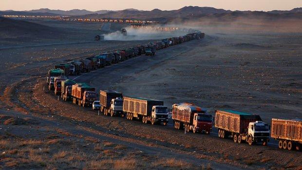 Çin'de kömür fiyatları çakıldı
