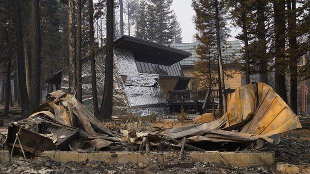 ABD'de bu yılki iklim felaketlerinin bilançosu 105 milyar dolar