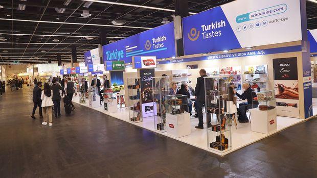 Türk gıda sektörü Anuga'ya katılımda ilk 4'e girdi