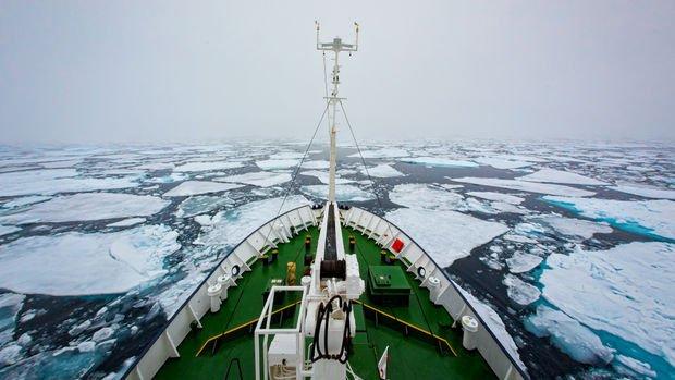 AB: Kuzey Kutbu'ndaki jeopolitik rolümüzü artırmaya hazırız