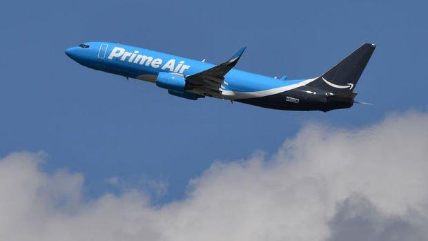 Amazon uzun menzilli kargo uçakları alıyor