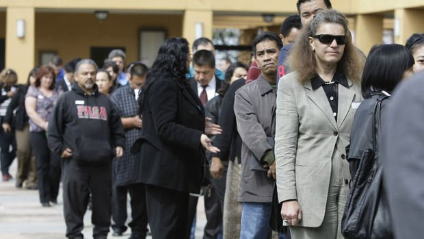 ABD işsizlik maaşı başvuruları salgın döneminin en düşüğünde