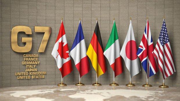 G7'den tedarik zinciri baskısına karşı iş birliği