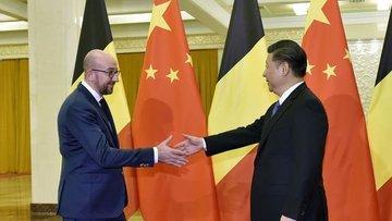 AB ile Çin, zirve toplantısı düzenlemek için anlaştı