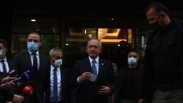 Sürpriz görüşmede CHP 'bağımsızlık', TCMB 'rezerv' vurgus...