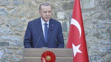Erdoğan: Türkiye mülteciler için misafirhane