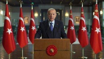 Erdoğan: Tedarikte Türkiye'nin isminin öne çıkması önemli