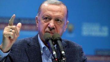 Erdoğan: Dünyanın en büyük 10 ekonomisinden biri olma hed...