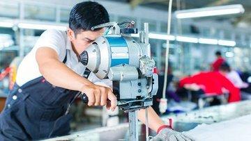 Reel sektör güveni Ekim'de geriledi