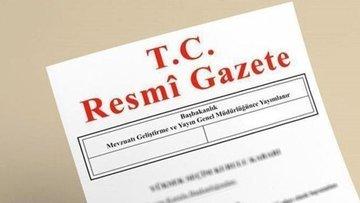 Kooperatiflere düzenleme getiren kanun Resmi Gazete'de ya...