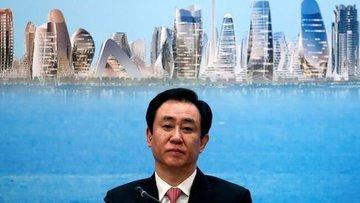Çin'den Evergrande'nin sahibine: Borçları kendi paranla öde