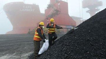 Çin kömüre tavan fiyatı onayladı