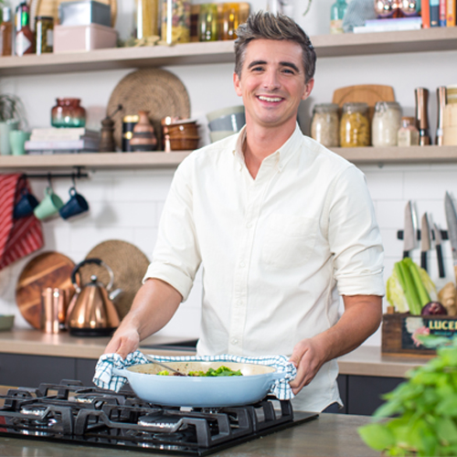 Donal's Super Food In Minutes